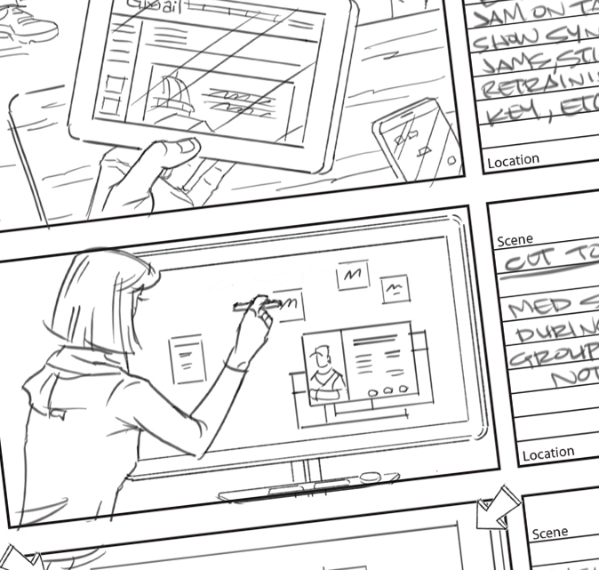 The Storyboards